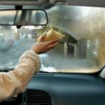 Misting of windows in cars